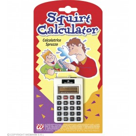 Squirt Calculator - Fancy Dress