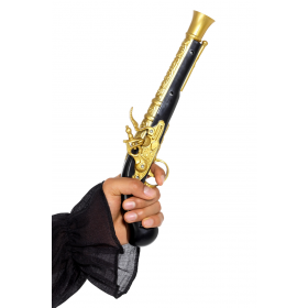 Realistic Pirate Blunderbuss Pistol Fancy Dress