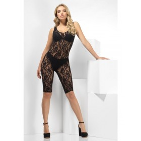 Lace Unitard Fancy Dress Accessory