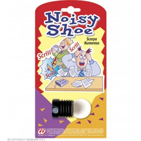 Noisy Shoe Joke - Fancy Dress