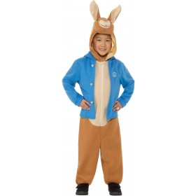 Peter Rabbit Deluxe Fancy Dress Costume Book Day