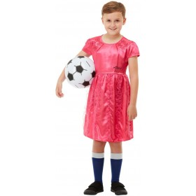 David Walliams The Boy in the Dress Deluxe Fancy Dress Costume Book Day