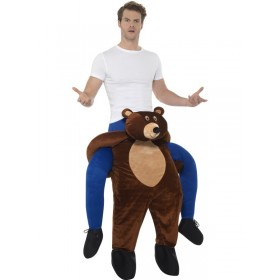 Piggyback Bear Fancy Dress Costume