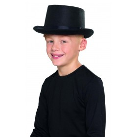 Kids Top Hat Old English Book Day Fancy Dress