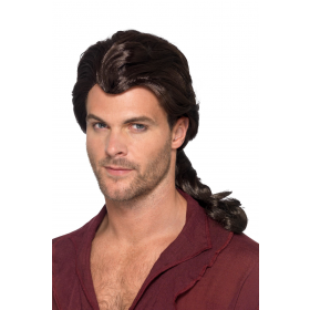 Marauder Pirate Wig Fancy Dress