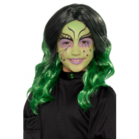 Kids Witch Wig Halloween