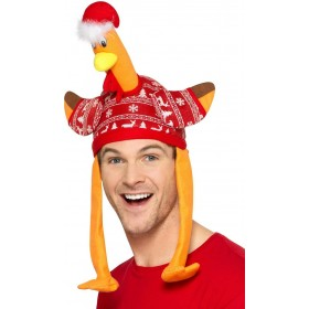 Turkey Hat Christmas Fancy dress