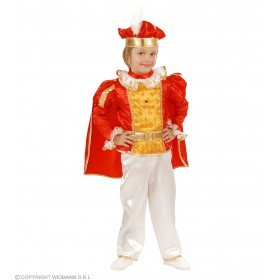 Fairyland Prince Child - Fancy Dress Boys (Fairy Tales)