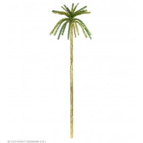 Tinsel Palmtrees - H 200 Cm - Fancy Dress