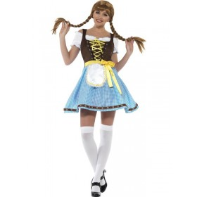 Olga Bavarian Fancy Dress Costume