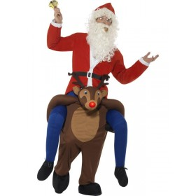 Reindeer Rudolf Fancy Dress Costume