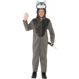 Wolf Fancy Dress Costume Halloween