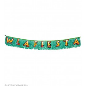 W La Fiesta Garland 150Cm - Fancy Dress