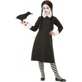 Gothic School Girl Fancy Dress Costume Halloween