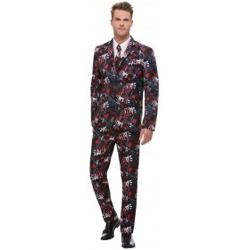 SAW Stand Out Suit Halloween Fancy Dress (Official Licensed)