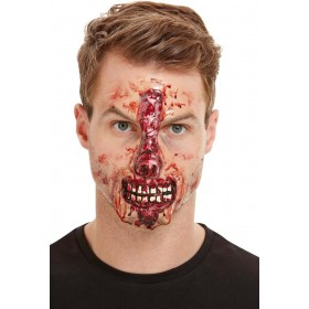 Smiffys Make-Up FX, Exposed Nose & Mouth Halloween