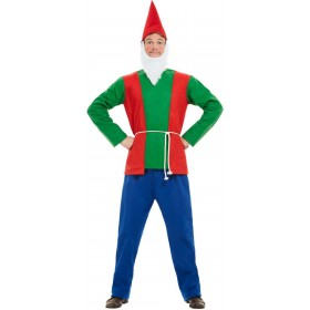 Gnome Fancy Dress Costume Christmas