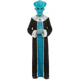 Alien Fancy Dress Costume Halloween
