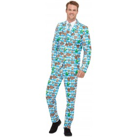 Oktoberfest Suit Fancy Dress