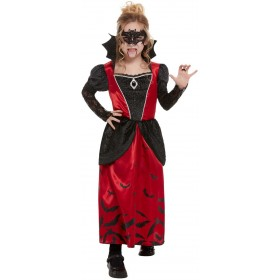 Vampire Fancy Dress Costume Halloween