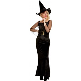 Glam Witch Fancy Dress Costume Halloween