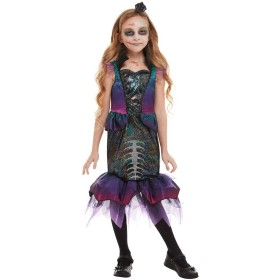 Dark Mermaid Fancy Dress Costume Halloween