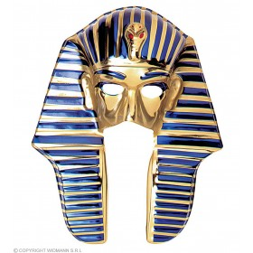 Tutankhamen Mask Pvc - Fancy Dress