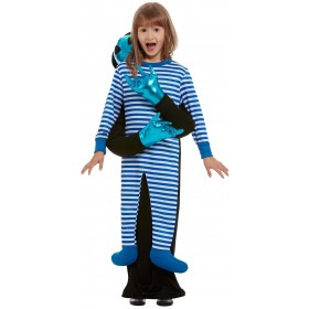 Alien Abduction Fancy Dress Costume Halloween
