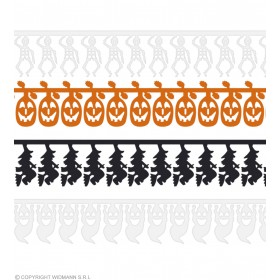Halloween Garland Pvc 270Cm - Fancy Dress (Halloween)