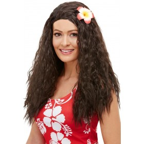 Hawaiian Wig Fancy Dress