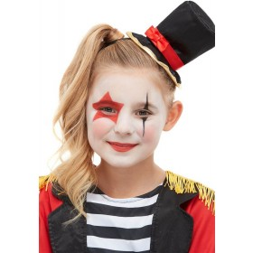 Smiffys Make-Up FX, Ringmaster Aqua Kit Halloween