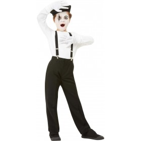 Mime Dress-Up Kit Halloween Fancy dress
