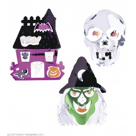 Hanging Halloween Mobile Decoration - Fancy Dress (Halloween)