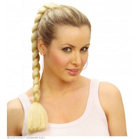 Roberta Plait Hair Extension - Fancy Dress