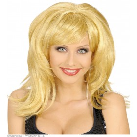 Flirty Wig - Blonde - Fancy Dress