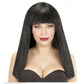 Funny Wig Black - Fancy Dress