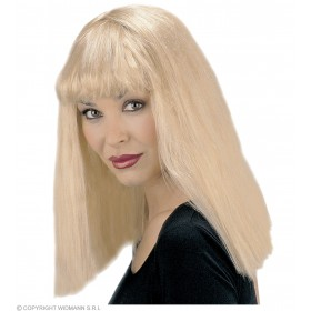 Funny Wig Blonde - Fancy Dress