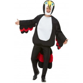 Bird Of Paradise Toucan Fancy Dress Costume Animals