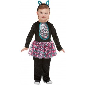 Toddler Cute Cat Fancy Dress Costume Halloween