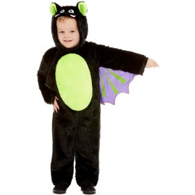 Toddler Bat Fancy Dress Costume Halloween