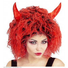 Inferno Wig Jumbo In Polybag - Fancy Dress