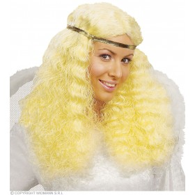 Angel/Mermaid Wig - Fancy Dress (Christmas)