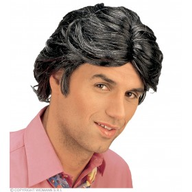 Gigolo Wig - Fancy Dress