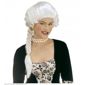 Duchess Josephine Wig In Polybag - Fancy Dress (Christmas)