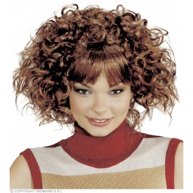 Tina Wig In Polybag - Fancy Dress Sanc6304T