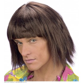 Beach Boy Wig - Fancy Dress