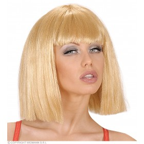 Showgirl Wig - Blonde - Fancy Dress