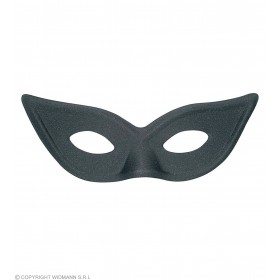 Eyemask Black Papillon - Fancy Dress