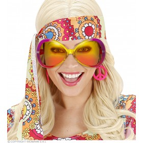 Sugar Babe Glasses - Fancy Dress