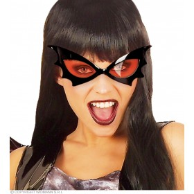 Batwoman Glasses - Fancy Dress Ladies